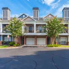 Rental info for The Carriage Homes at Wyndham
