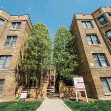 Rental info for 2332-48 W Addison/3600 N. Claremont in the Chicago area