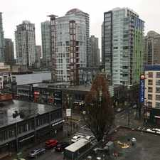 Rental info for Nelson St & Howe St in the Vancouver area