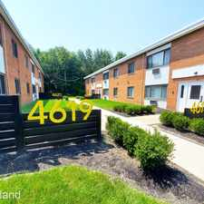 Rental info for 4605-4639 E. 131st Street in the Garfield Heights area