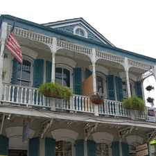 Rental info for 719 Bourbon Street in the Treme - Lafitte area
