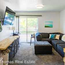 Rental info for 519/529 W 940 N in the North Park area