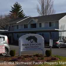 Rental info for 2195 Maplewood Dr
