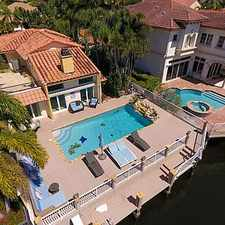Rental info for 564 Admirals Way in the Delray Beach area