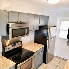 Rental info for 2001 1/2 Dawson Road in the Albany area