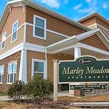 Rental info for Marley Meadows Apartments