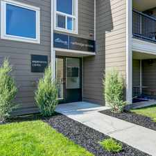 Rental info for Northridge Estates: 101-3116 116A Ave. NW, 1 Bedroom in the Rundle Heights area