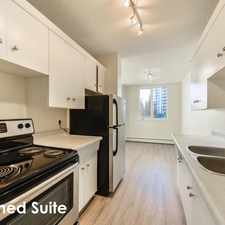 Rental info for Imperial Tower: 6425 101 Ave. NW, 1 Bedroom in the Ottewell area