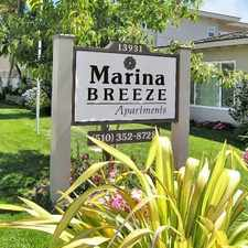 Rental info for Marina Breeze Apartment Homes in the Mulford Gardens area