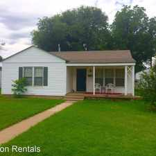 Rental info for 3405 28th Street in the Maxey Park area