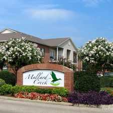 Rental info for Mallard Creek Apartments