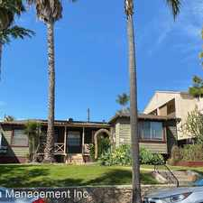 Rental info for 4642 Florida St in the 92108 area