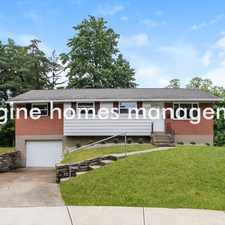 Rental info for Pet Friendly, Raised 4 bedroom, 2.5 Ranch in Anderson Township