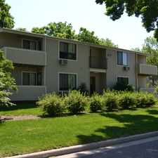 Rental info for 1 Bedroom, vaulted ceilings, in wooded setting has large closets and a balcony! in the Eken Park area