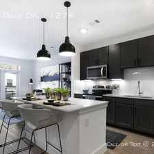 Rental info for 1407 Art Dilly Dr. in the East Cesar Chavez area
