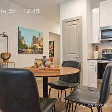 Rental info for 1217 E 5th St in the East Cesar Chavez area