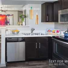 Rental info for 512 E. Stassney in the Sweetbriar area
