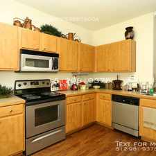 Rental info for 511 E. Stassney in the Sweetbriar area