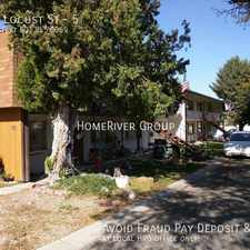 Rental info for 461 E Locust St in the Midvale area