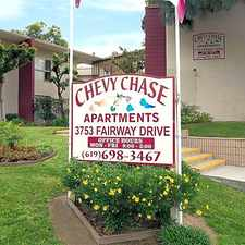 Rental info for Chevy Chase Apartments in the Spring Valley area