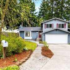 Rental info for 12619 126th Av Court East, Puyallup, WA, 98374