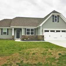 Rental info for 105 Courtney Drive