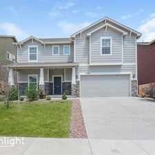 Rental info for 7282 Thorn Brush Way, Colorado Springs, CO, 80923