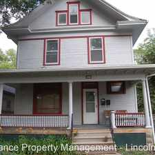Rental info for 1742 S 14th St. - 1742 S 14th St. - 1