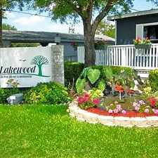 Rental info for Lakewood Manufactured Home Community