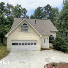 Rental info for 3315 Southshore Circle
