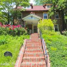 Rental info for 1631 Montague St NW