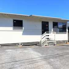 Rental info for 1439 8th Avenue in the Palolo area