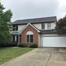 Rental info for 1201 Wedgewood Terrace in the Westerville area