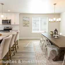 Rental info for Spring Creek Townhomes