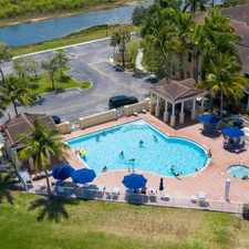Rental info for 4331 SW 160th Ave 104