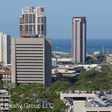 Rental info for 625 Iolani Avenue, # D-601 in the Makiki - Lower Punchbowl - Tantalu area