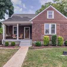 Rental info for Great 3Br Home with Fenced in Back Yard! Incredible East Nashville Location!
