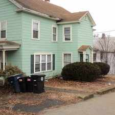 Rental info for 42 Pine Street Apt1 in the Southbridge Town area