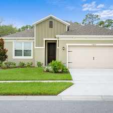 Rental info for Gorgeous New 4/3 Home with a 2 Car Garage Located on a Conservation Lot in Creekstone Neighborhood - Orlando in the Meadow Woods area