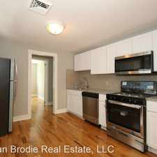 Rental info for 42 Walnut St, 3rd Floor in the Wooster Square - Mill River area
