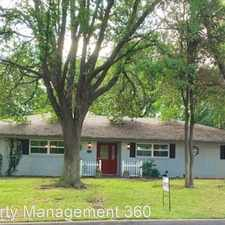 Rental info for 4821 Harlan in the Overton South area
