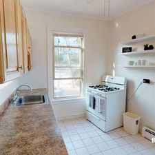 Rental info for Private Room in Light-Filled Brighton Apartment with Backyard in the St. Elizabeth's area