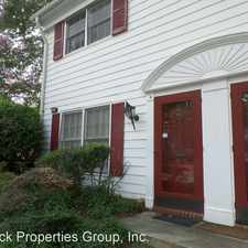 Rental info for 640-A Rugby Row