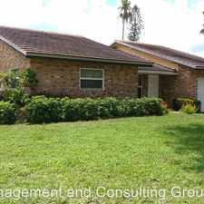 Rental info for 2940 NW 103rd Lane