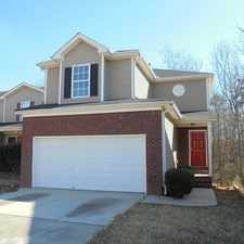 Rental info for 5040 Tussahaw Crossing