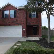 Rental info for 19302 Montclair Meadow Lane in the Houston area