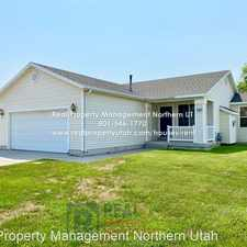 Rental info for 4181 W. 5075 S. in the Roy area