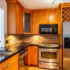 Rental info for 130 South Shore Drive #4D