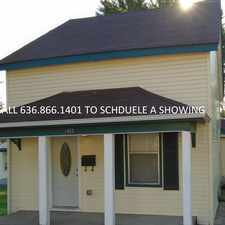 Rental info for 1422 North 4th Street