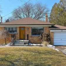Rental info for 270 Renforth Drive in the Etobicoke West Mall area